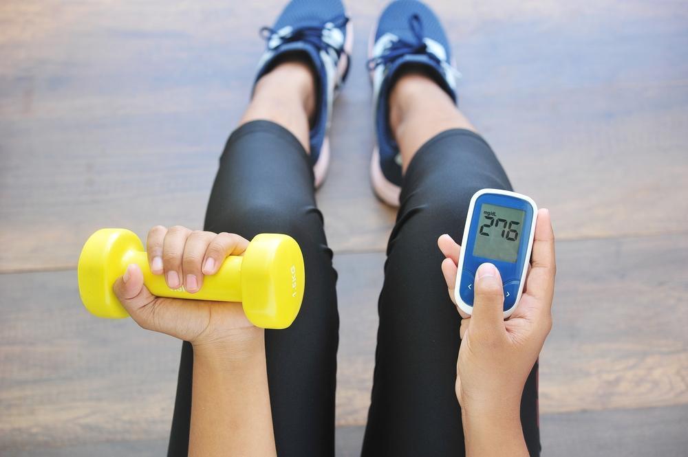 ورزش برای پیشگیری از دیابت