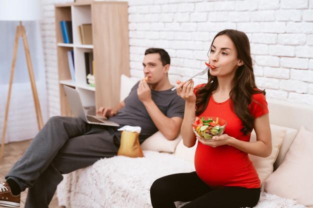 خوردن گوجه در بارداری
