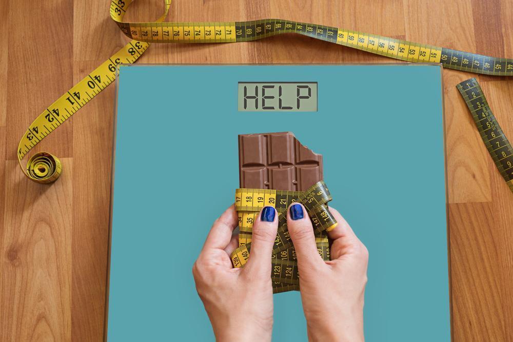 درمان استپ وزن