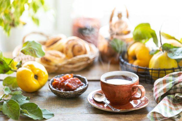 چای به