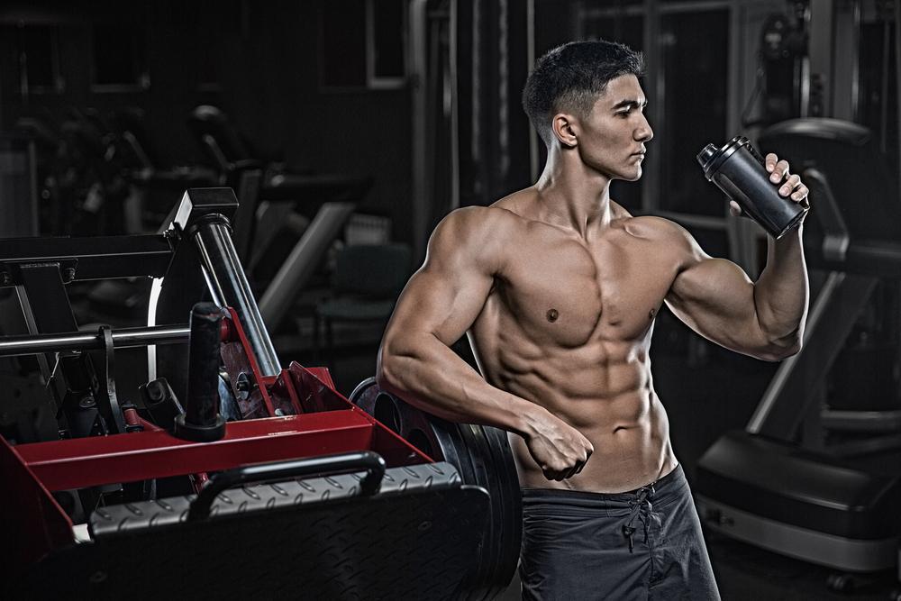 کراتین برای عضله سازی