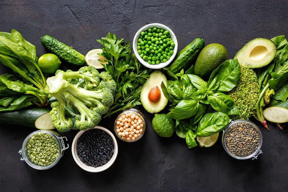 سبزیجات منابع پروتئین گیاهی
