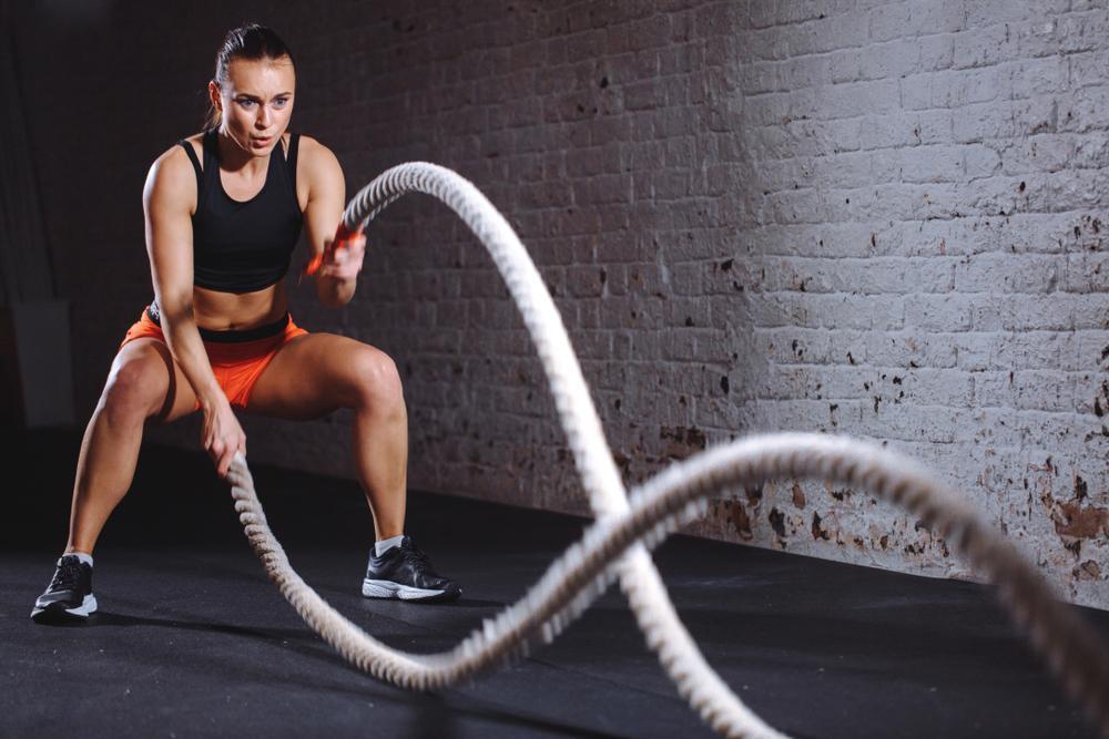 ورزش استپ وزنی