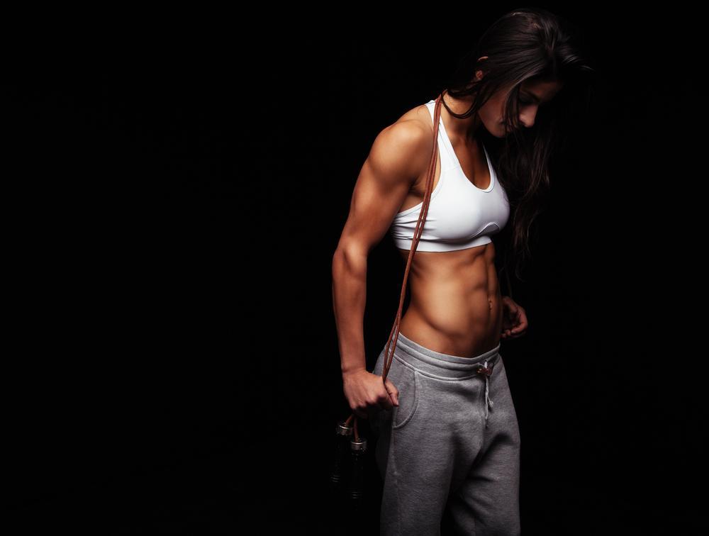 عضله سازی با طناب زدن