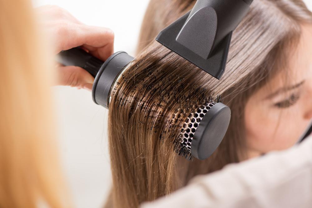 خشک کردن درست موها و مراقبت از موها
