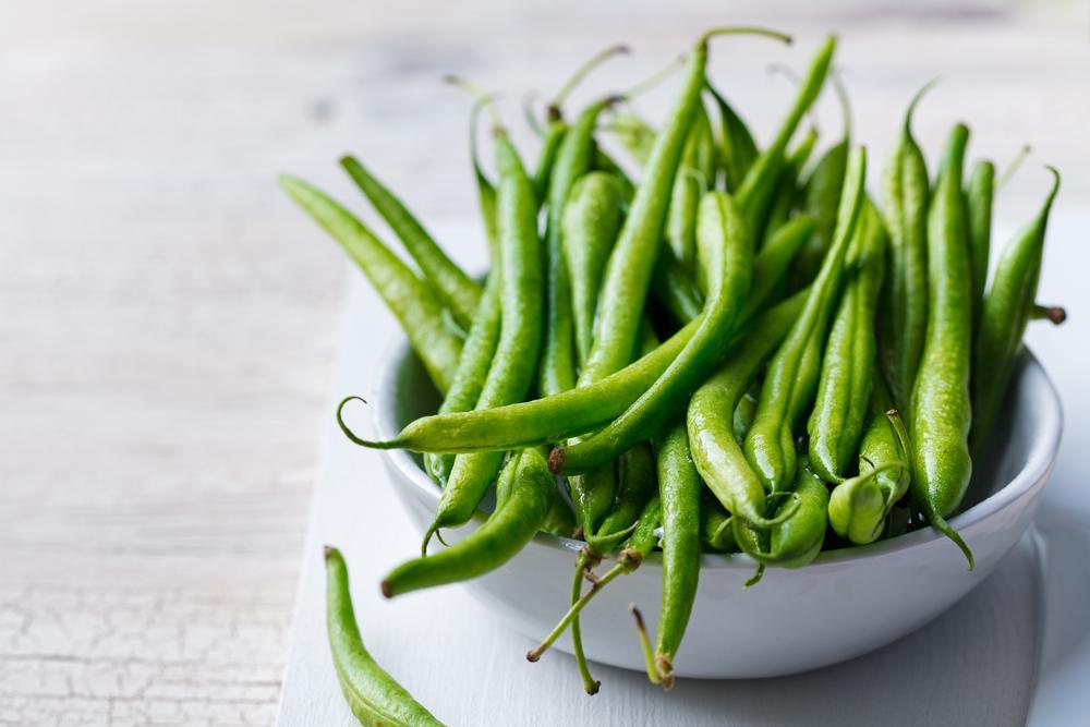 ارزش غذایی و کالری لوبیا سبز