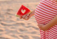 مصرف هندوانه در بارداری