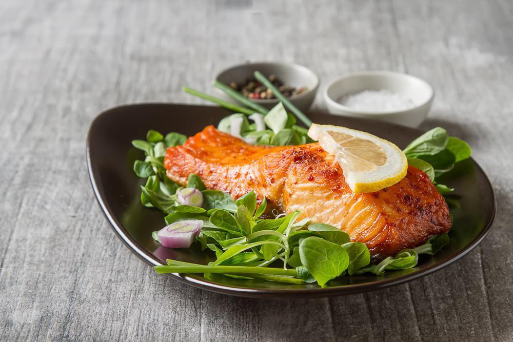 ارزش غذایی و کالری ماهی سالمون