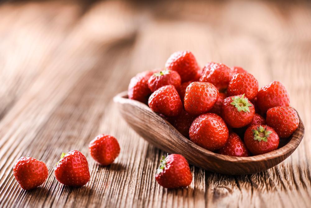 ارزش غذایی و کالری توت فرنگی