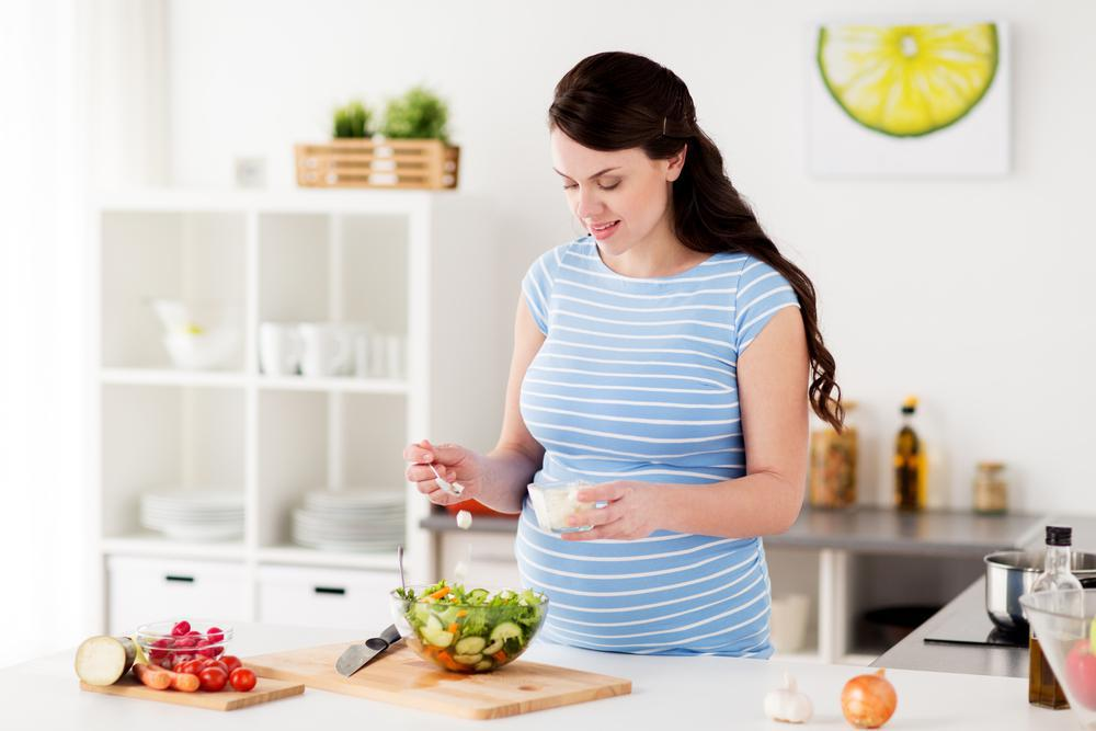 فواید خوردن شلغم در دوران بارداری