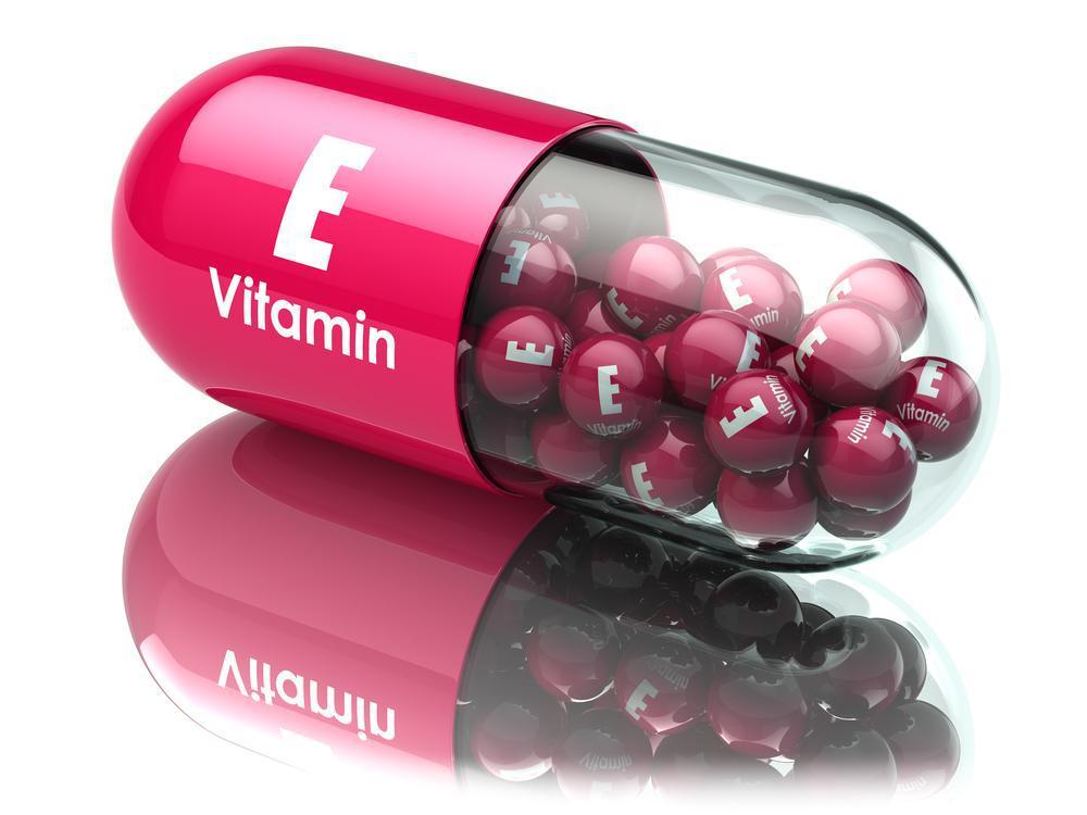 فواید ویتامین E برای سلامت بدن