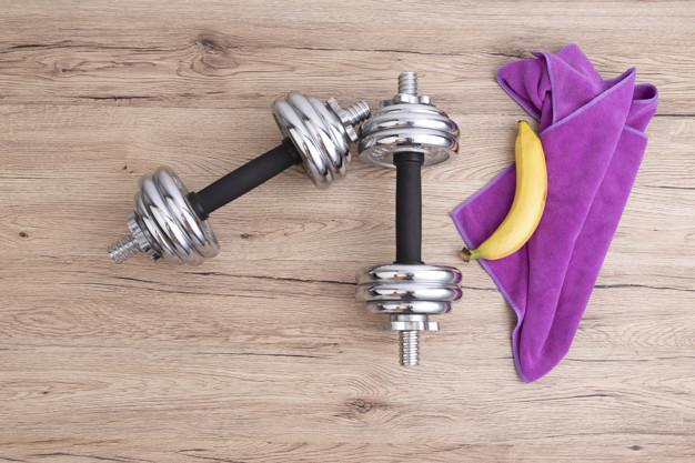 خواص موز برای عضله سازی