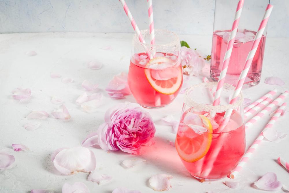شربت گلاب برای پوست و زیبایی