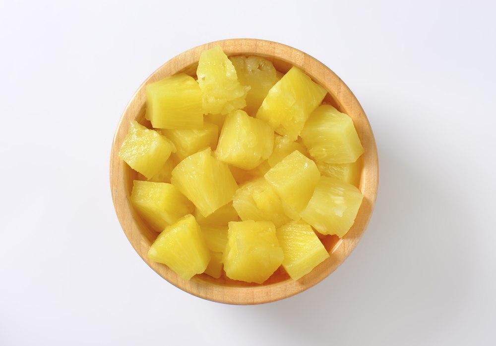 آناناس یکی از بهترین میوه ها برای سرماخوردگی