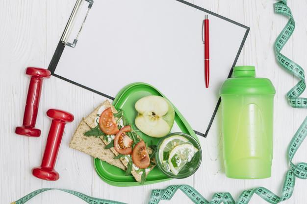 ورزش و تغذیه برای لاغری موضعی