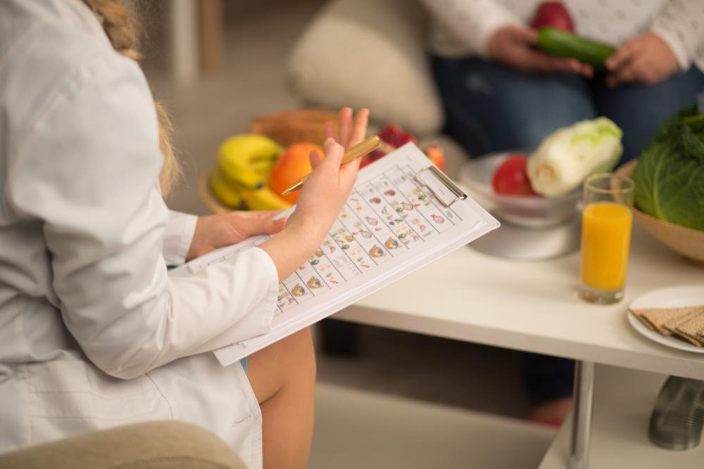 تغذیه برای درمان بیماری کولیت روده