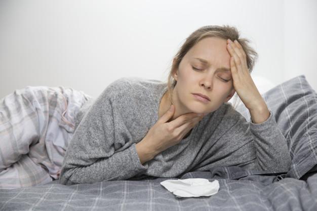 عرق یونجه برای سرماخوردگی