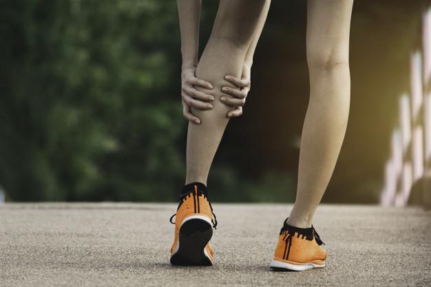 گرفتگی عضلات بدن
