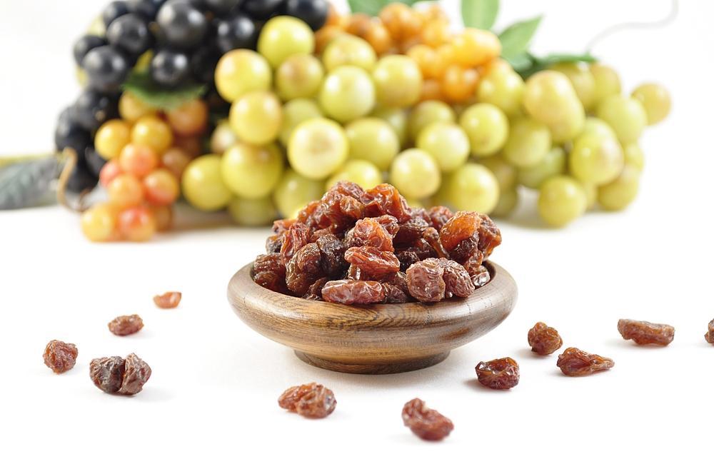 خشک کردن انگور برای کشمش
