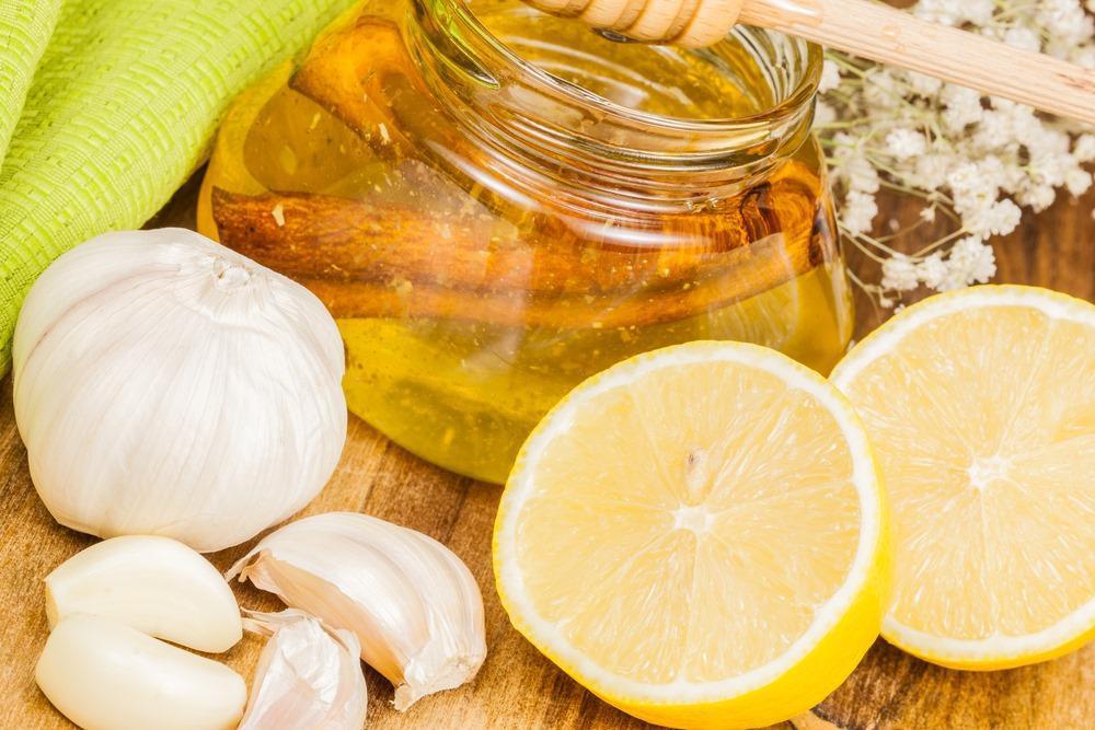 اثرات سیر و لیمو
