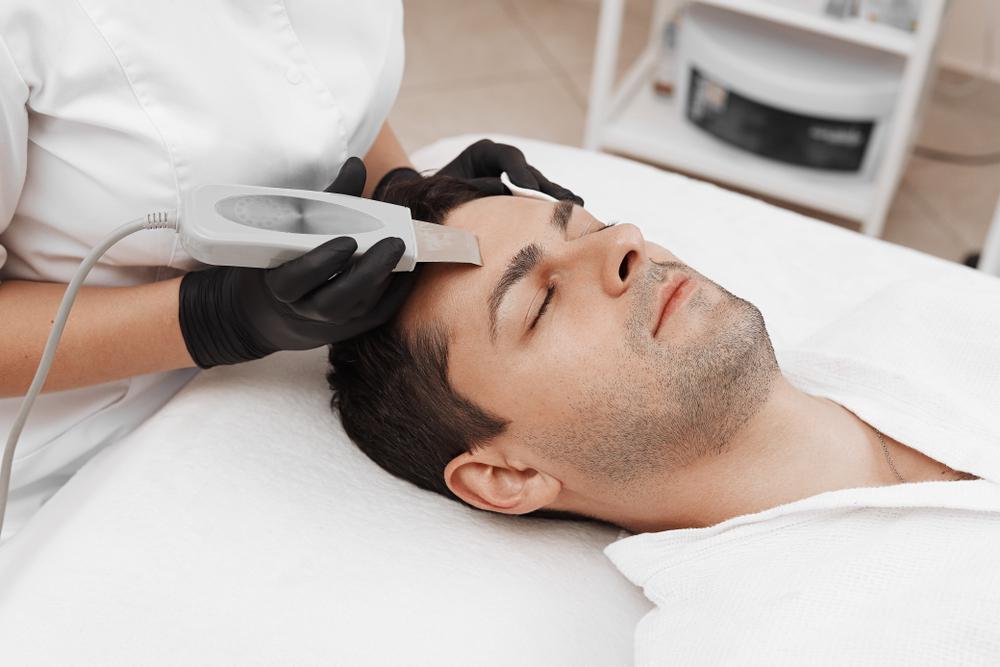 لایه برداری مکانیکی پوست