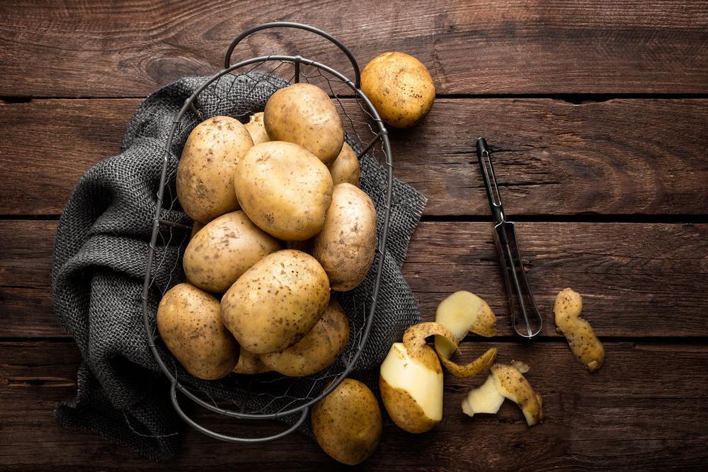 خاصیت سیب زمینی برای سلامت بدن
