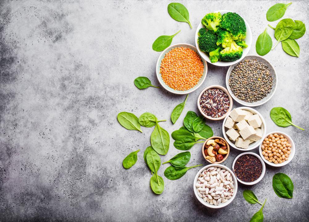 پروتئین های گیاهی