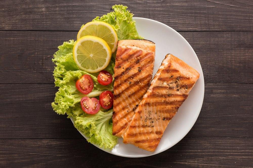 مصرف ماهی برای کاهش تری گلیسیرید