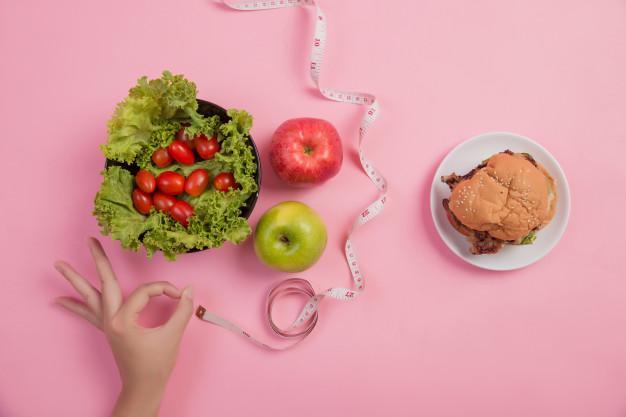 مواد غذایی مفید و مضر برای لاغری شکم
