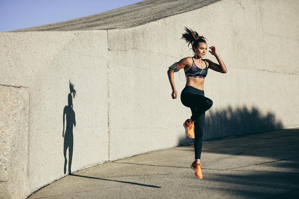 ورزش برای از بین بردن سلولیت