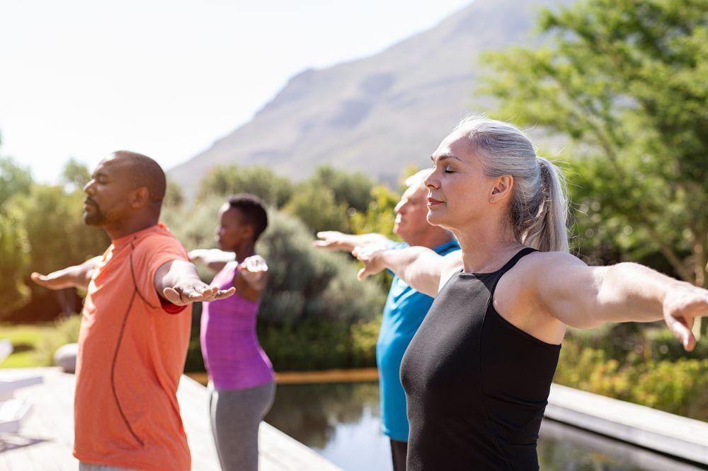 ورزش روزانه برای کاهش فشار خون