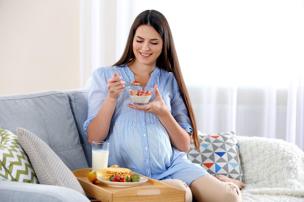 افزایش وزن در بارداری