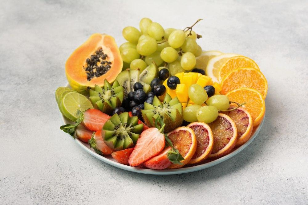 شروع رژیم میوه و سبزیجات