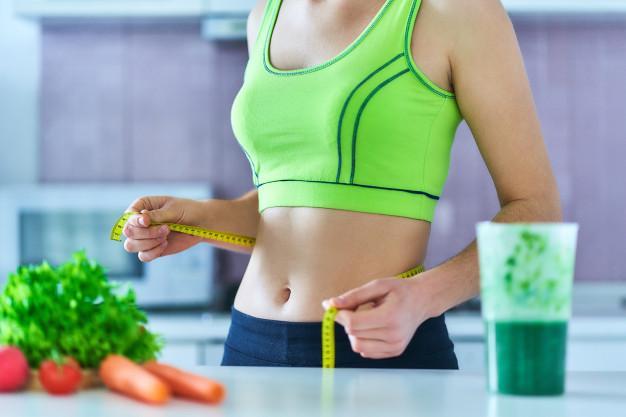 مصرف بیشتر فیبر برای لاغری پهلو