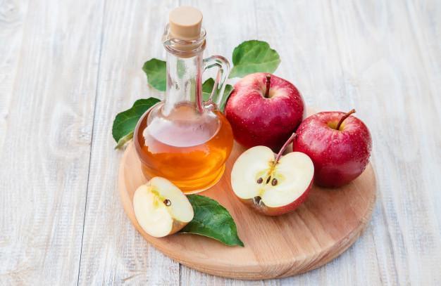 سرکه سیب برای درمان سلولیت