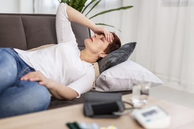 علائم فشار خون بالا