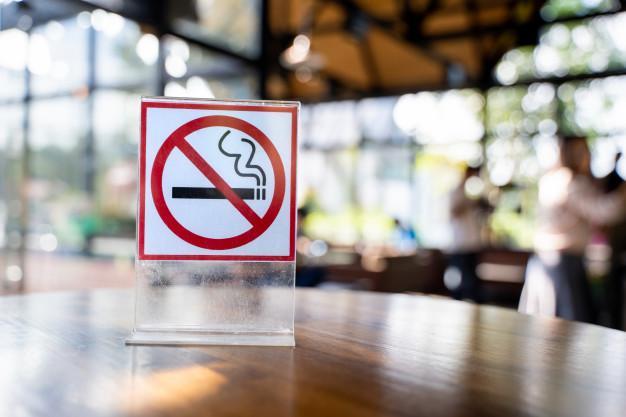 پایین آوردن فشار خون با حذف سیگار