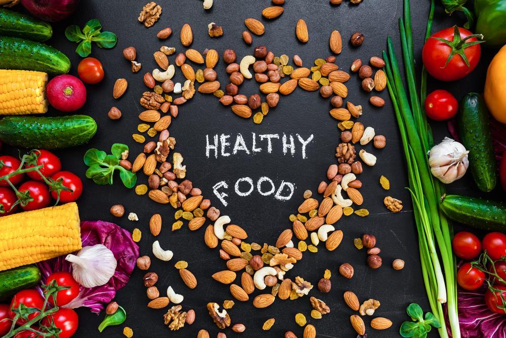 غذاهای سالم در رژیم سم زدایی