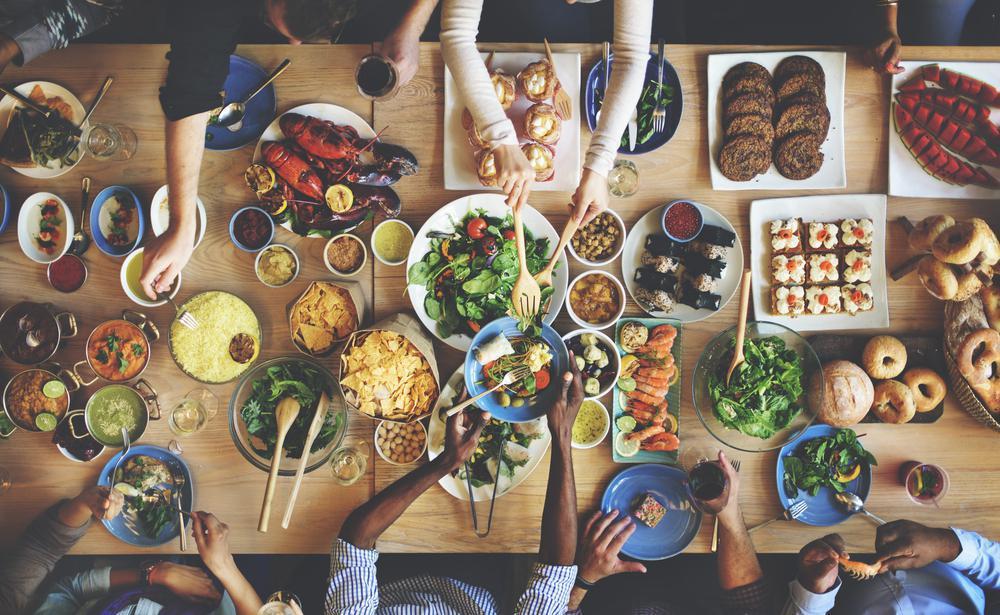 طبع افراد و واکنش آنها به غذا و خوراکی