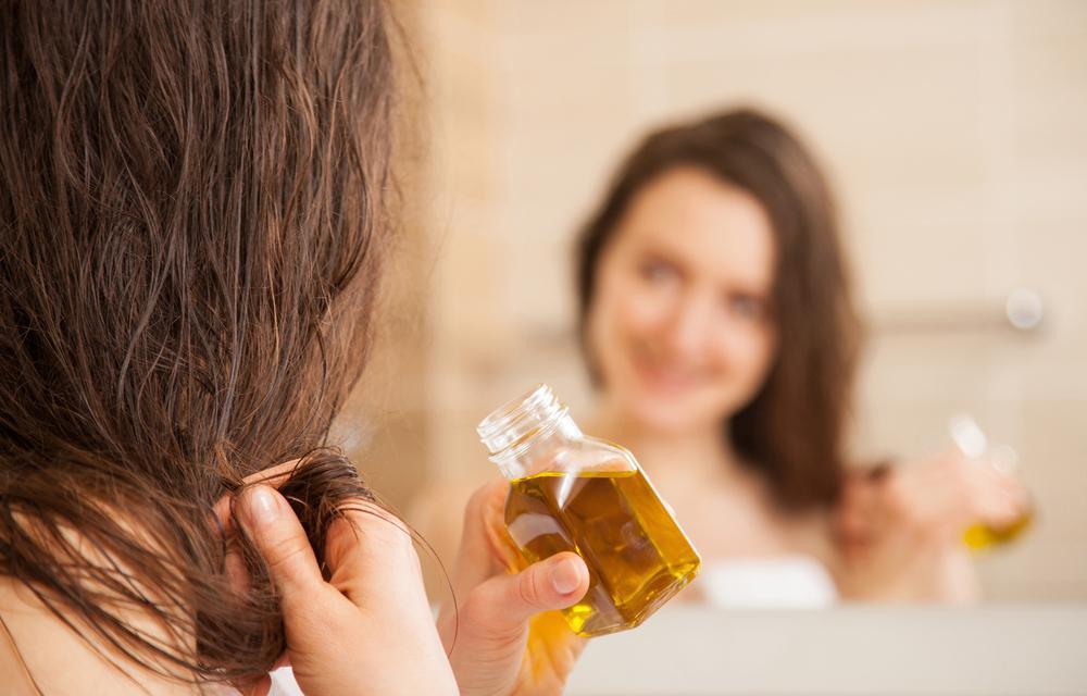 فواید روغن گردو برای مو
