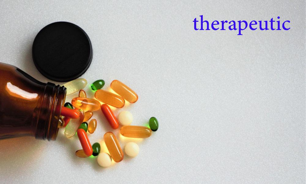 مولتی ویتامین تراپوتیک چیست