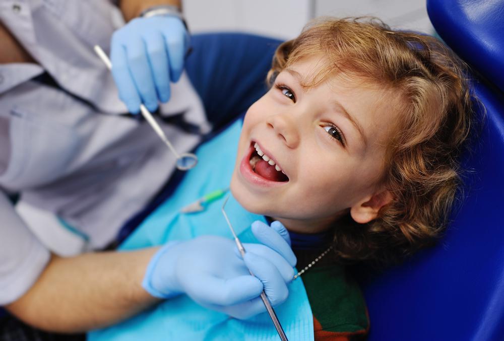 لمینت دندان برای کودکان