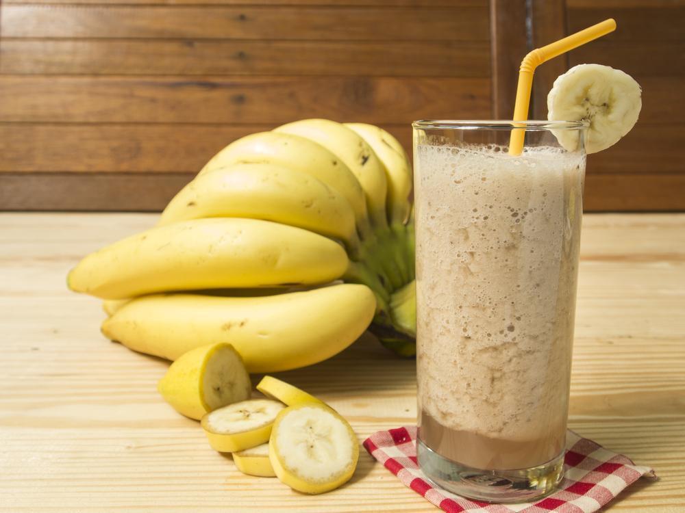 رژیم لاغری شیر و موز
