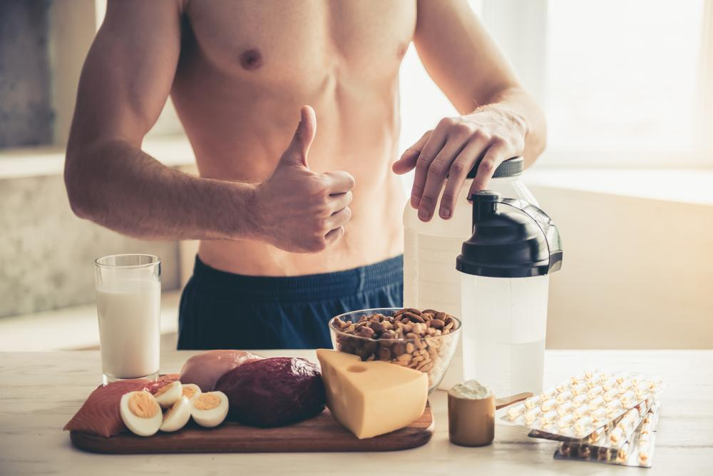 پروتئین در تغذیه ورزشی