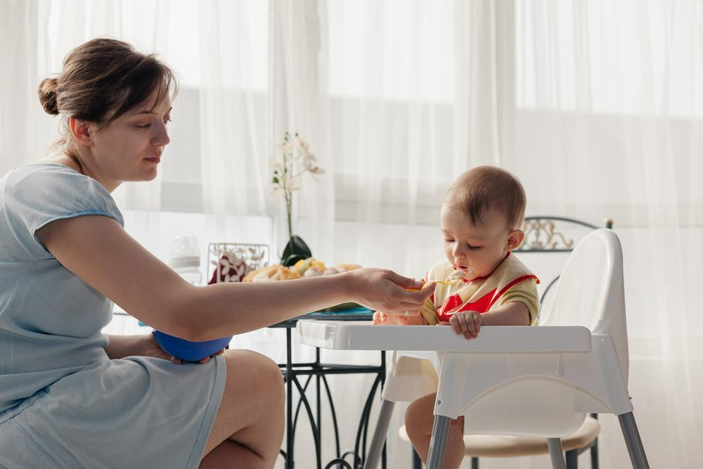 بهترین غذا برای نوزادان شش ماهه