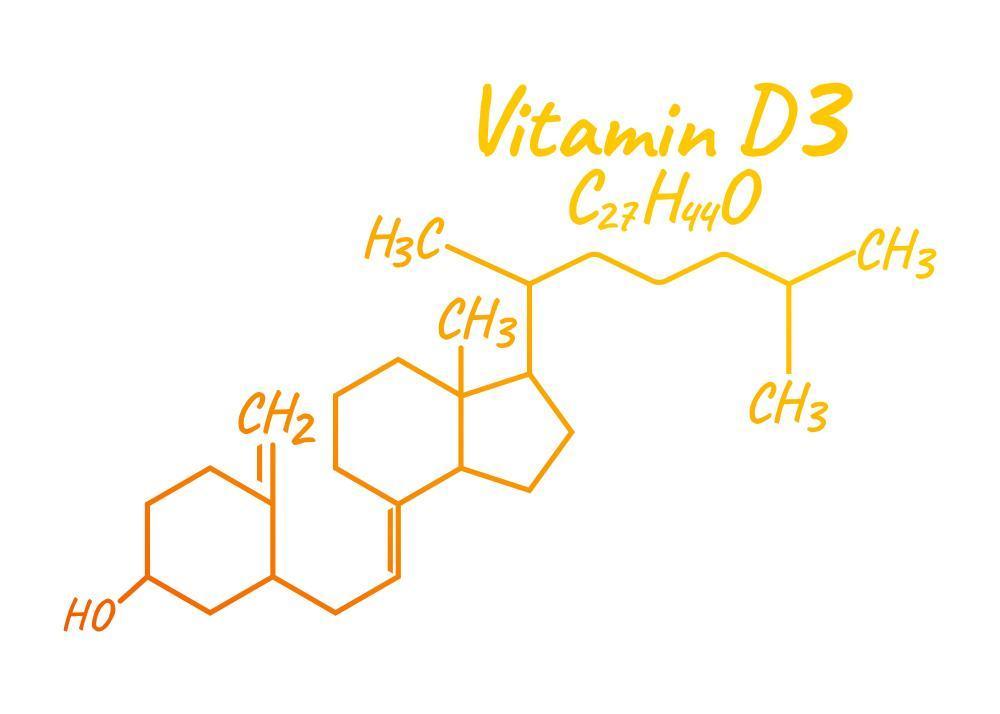 آشنایی با ویتامین D3