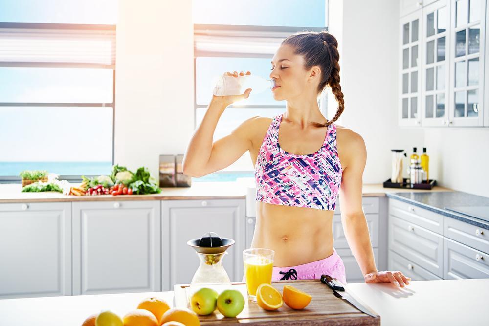 مصرف نوشیدنی در تغذی ورزشی