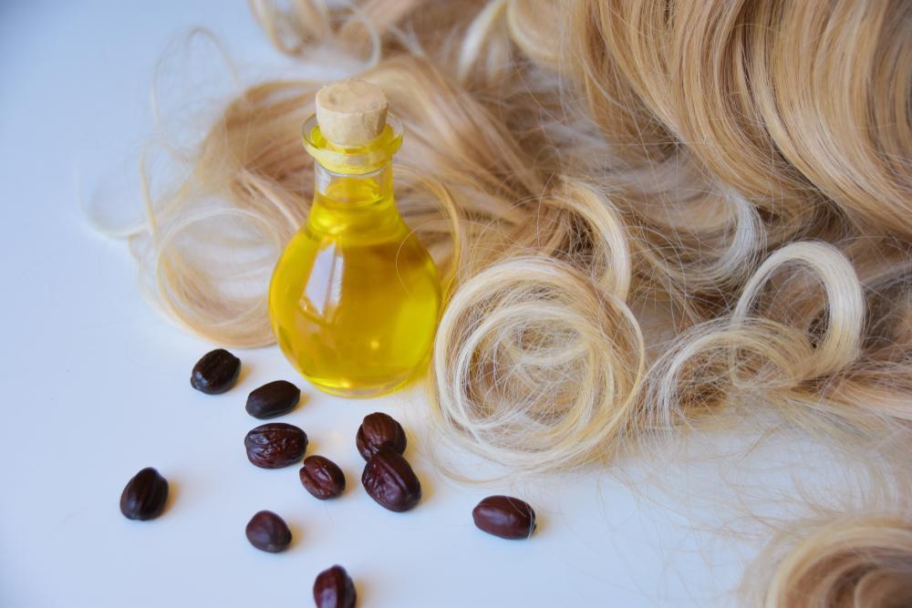 روغن جوجوبا برای مو