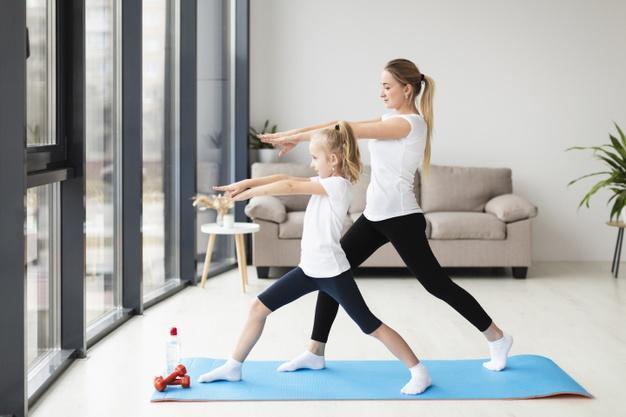سن مناسب برای ورزش کودکان