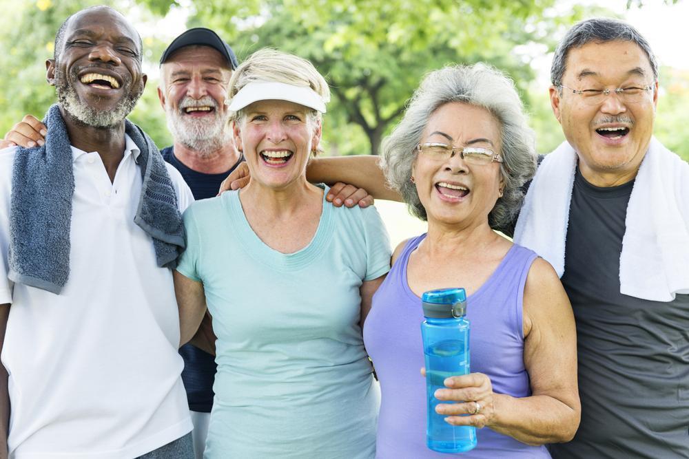 فواید ورزش برای سالمندان